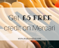 Get £5 FREE money to spend on Mercari