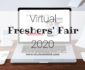 Free Virtual Freshers' Fair for university students in 2020